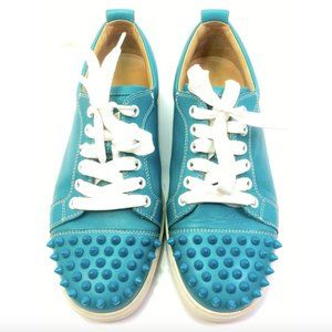 Christian Louboutin Junior Spikes Sneakers 37.5